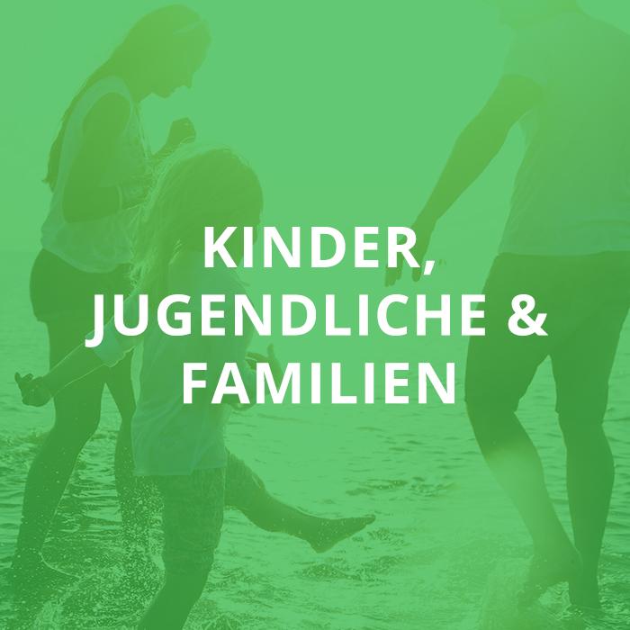 Kinder, Jugendliche & Familien