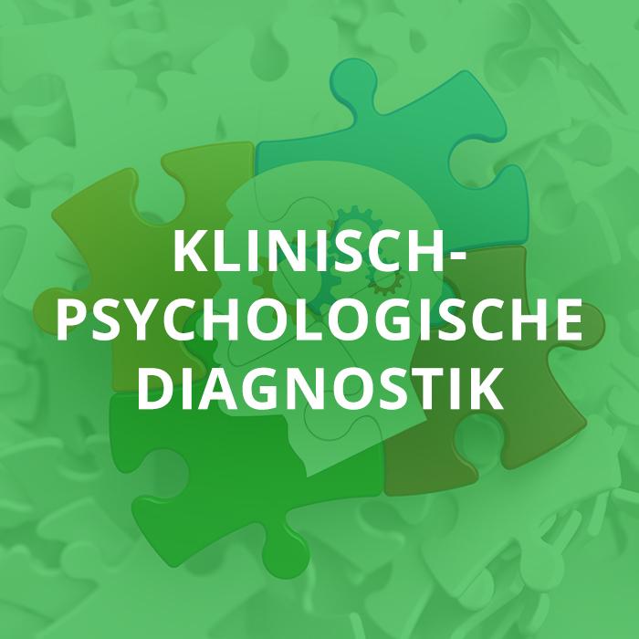 Klinisch-psychologische Diagnostik